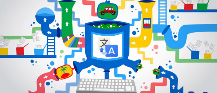 Google Translation Engine