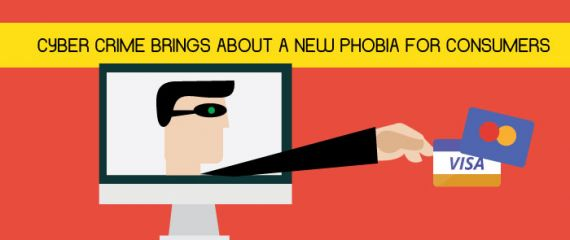 Cyber Crime Brings About a New Phobia for Consumers
