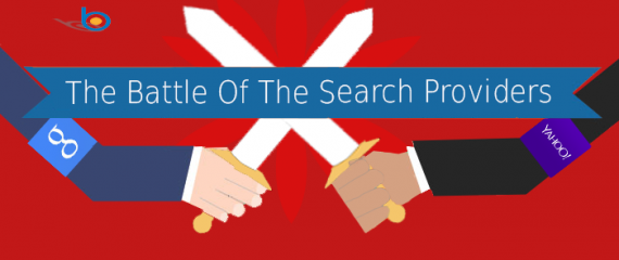 The Battle Of The Search Providers